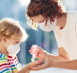 فيروس كورونا لدى الرُّضَّع والأطفال (الإصابة والأعراض)